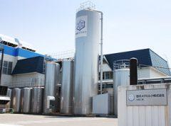 雪印メグミルク(株)大樹工場
